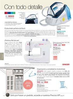 Ofertas de Singer  en el folleto de La tienda en casa en Madrid