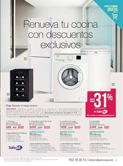 Ofertas de Frigorífico combi  en el folleto de La tienda en casa en León