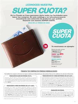 Ofertas de Aparatos de fitness  en el folleto de La tienda en casa en Madrid
