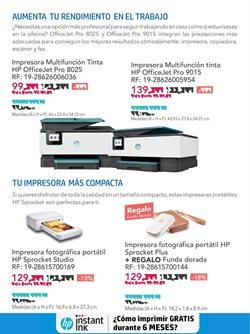 Ofertas de Impresora multifunción en La tienda en casa