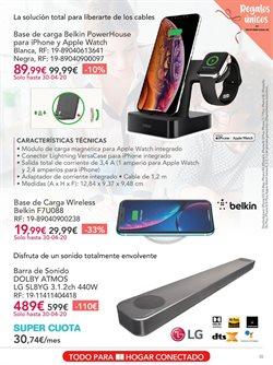 Ofertas de Accesorios para móvil en La tienda en casa
