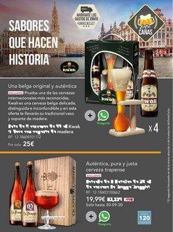 Ofertas de Cerveza de importación en La tienda en casa