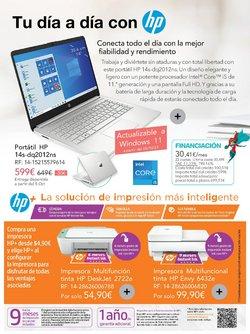 Ofertas de HP en el catálogo de La tienda en casa ( 13 días más)