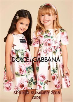 Ofertas de Dolce & Gabbana  en el folleto de Madrid