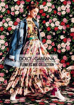 Ofertas de Dolce & Gabbana  en el folleto de Móstoles