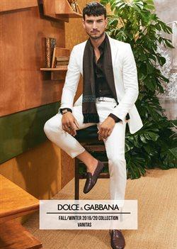 Ofertas de Dolce & Gabbana  en el folleto de Leganés