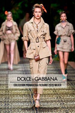Catálogo Dolce & Gabbana en Barcelona ( Más de un mes )