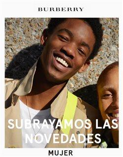 Ofertas de Burberry  en el folleto de Barcelona