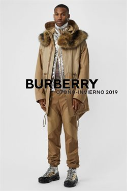 Ofertas de Burberry  en el folleto de Fuenlabrada