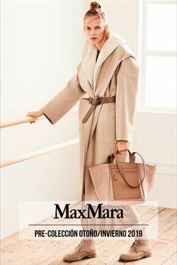 Ofertas de MaxMara  en el folleto de Alicante