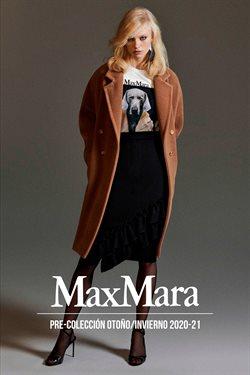 Catálogo MaxMara en Bilbao ( 24 días más )