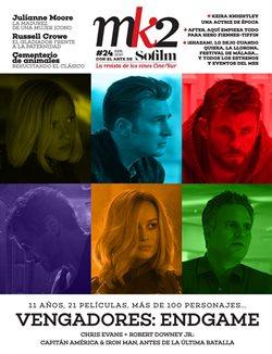 Ofertas de Ocio  en el folleto de CineSur en Málaga