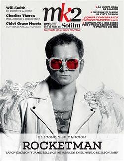 Ofertas de Ocio  en el folleto de CineSur en Sevilla