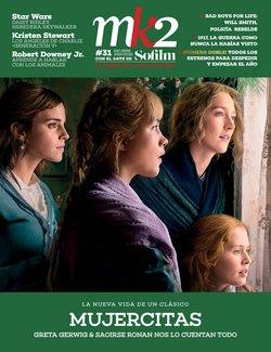 Ofertas de CineSur  en el folleto de Sevilla