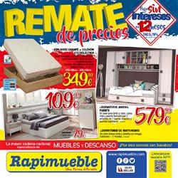 Ofertas de Rapimueble  en el folleto de Córdoba