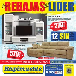 Ofertas de Rapimueble  en el folleto de Madrid