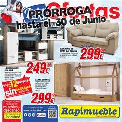 Catálogo Rapimueble en Huelva ( Más de un mes )