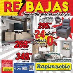 Ofertas de Hogar y Muebles en el catálogo de Rapimueble en Ponferrada ( 19 días más )