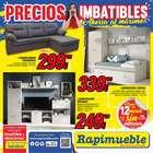 Ofertas de Hogar y Muebles en el catálogo de Rapimueble en Bailén ( Caduca mañana )