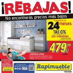 Catálogo Rapimueble ( Publicado hoy)