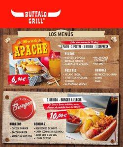 Ofertas de Buffalo Grill  en el folleto de Zaragoza