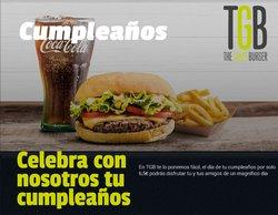 Catálogo The Good Burger ( 12 días más)