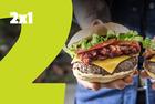 Cupón The Good Burger en Ourense ( 27 días más )