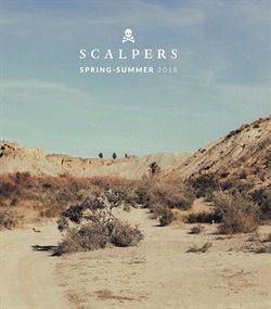 Ofertas de Scalpers  en el folleto de Palma de Mallorca