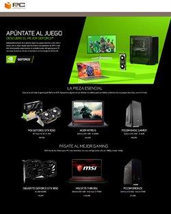 Ofertas de PC Componentes  en el folleto de San Sebastián de los Reyes