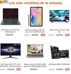 Ofertas de Informática y Electrónica en el catálogo de PC Componentes ( Caduca hoy)