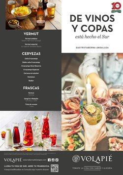 Ofertas de Taberna del Volapié  en el folleto de Almería