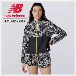 Catálogo New Balance ( Más de un mes)