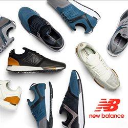 Ofertas de New Balance  en el folleto de Madrid