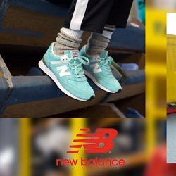 Ofertas de Deportes  en el folleto de New Balance en Cartagena