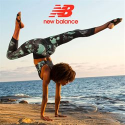 Ofertas de New Balance  en el folleto de Madrid