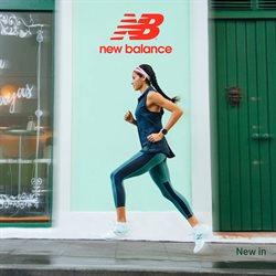 Ofertas de Deporte  en el folleto de New Balance en Velez