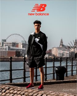 Ofertas de New Balance  en el folleto de Prat de Llobregat