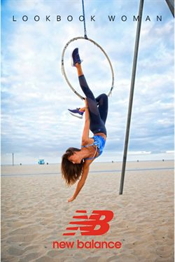 Ofertas de New Balance  en el folleto de Torrejón