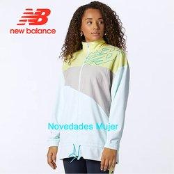 Catálogo New Balance ( 15 días más)