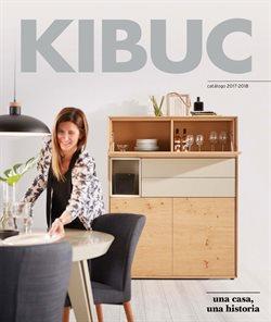 Ofertas de Hogar y muebles  en el folleto de Kibuc en Madrid