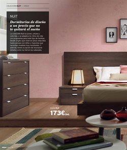 Ofertas de Mesita de noche  en el folleto de Kibuc en Madrid
