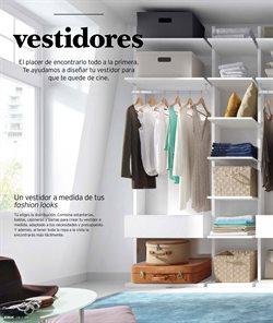 Ofertas de Vestidor  en el folleto de Kibuc en Madrid