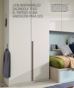 Ofertas de Dormitorio juvenil  en el folleto de Kibuc en Zaragoza