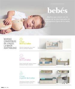 Ofertas de Cunas  en el folleto de Kibuc en Lleida