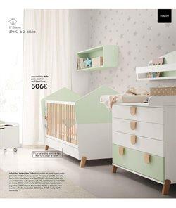 Ofertas de Colchón de bebé  en el folleto de Kibuc en Madrid