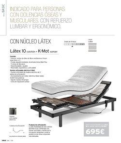 Ofertas de Colchón de látex  en el folleto de Kibuc en Madrid