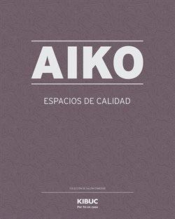 Ofertas de Kibuc  en el folleto de Sant Cugat del Vallès