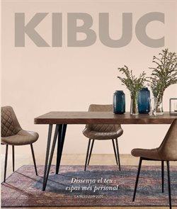 Ofertas de Hogar y Muebles en el catálogo de Kibuc en Deltebre ( 26 días más )