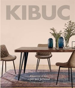Catálogo Kibuc en Gava ( Más de un mes )