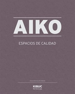 Catálogo Kibuc en Amorebieta-Etxano ( Más de un mes )